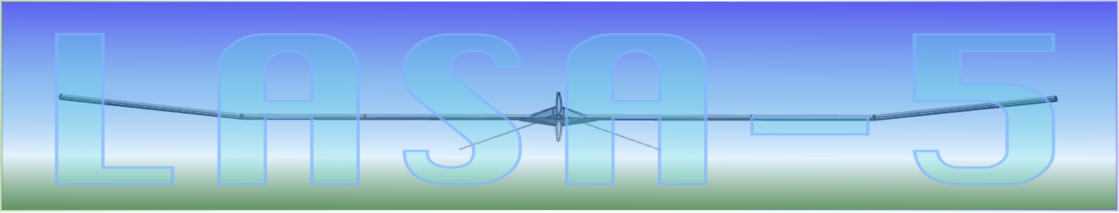 LASA-5 logo